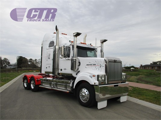 2008 Western Star 4900FX CTR Truck Sales - Trucks for Sale