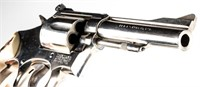 Gun S&W Model 5-4 DA/SA Revolver in 38 SPL