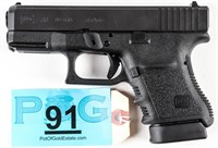 Gun Glock 30 Semi Auto Pistol in 45 ACP New