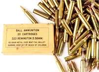 Lot of 223 Remington Ammunition