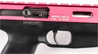 Gun Excel Arms Accelerator Semi Auto Rifle 22 WMR
