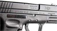 Gun Springfield XD Defender Semi Auto Pistol 9MM