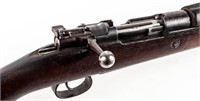 Gun Turkish Mauser Bolt Action Rifle in 8MM