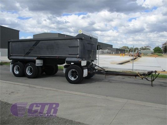 2004 Hamelex White TIPPER CTR Truck Sales  - Trailers for Sale