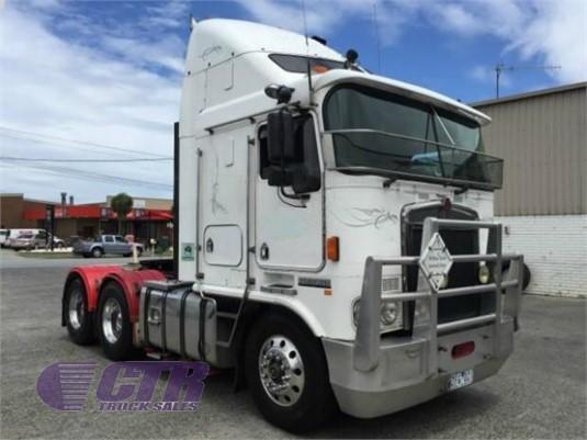 2004 Kenworth K104 CTR Truck Sales  - Trucks for Sale