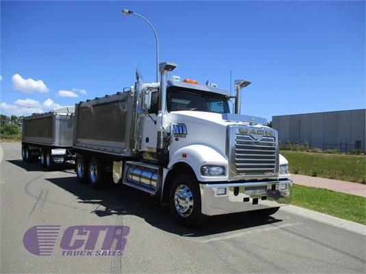 2018 Mack Trident CTR Truck Sales  - Trucks for Sale