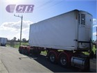 2007 Maxitrans Refrigerated Trailer B Double Lead/Mid
