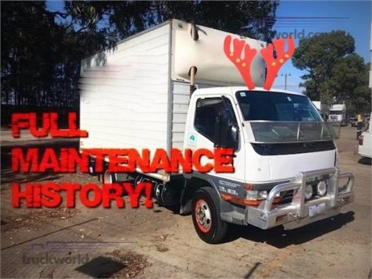 2004 Fuso Canter FE Southern Star Truck Centre Pty Ltd - Trucks for Sale