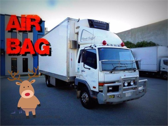 1996 Fuso FK617K Southern Star Truck Centre Pty Ltd - Trucks for Sale
