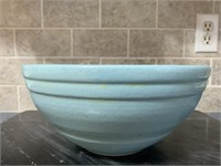 Robins Egg Blue Mixing Bowl