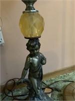 Pair of Retro Lamps
