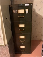 Quality Metal Letter Size File Cabinet