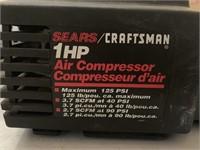 Craftsmen 1HP Portable Air Compressor