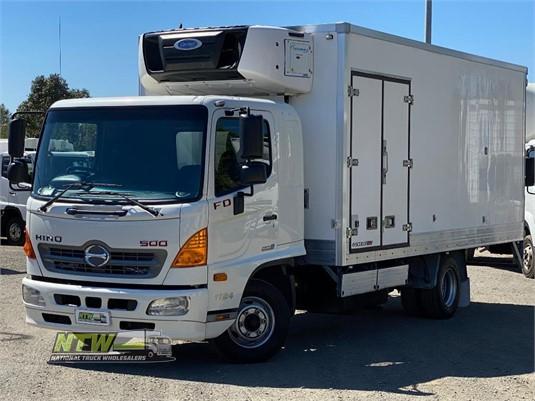 2014 Hino FD1124 National Truck Wholesalers Pty Ltd  - Trucks for Sale