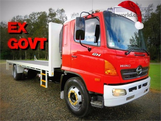 2006 Hino GH Southern Star Truck Centre Pty Ltd - Trucks for Sale