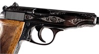 Gun Manhurin PP Sport Semi Auto Pistol in 22 LR
