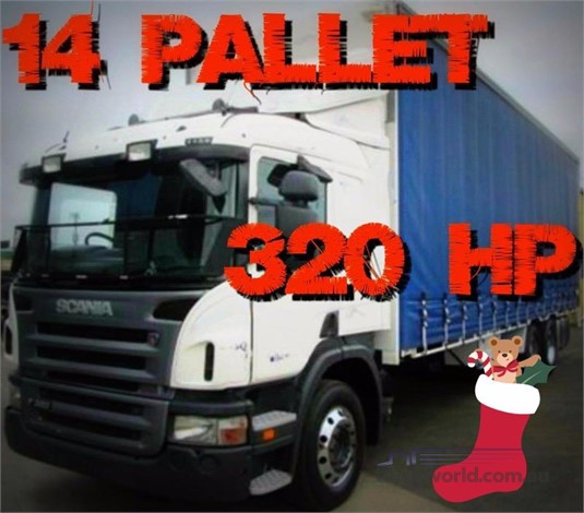 2011 Scania P320 Southern Star Truck Centre Pty Ltd - Trucks for Sale