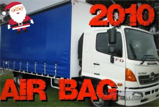 2010 Hino FD Southern Star Truck Centre Pty Ltd - Trucks for Sale