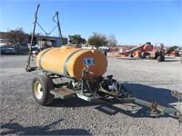 300 Gallon PBM Pull Sprayer