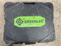 Greenlee 767 Hydraulic Hand Pump w/  Attachment