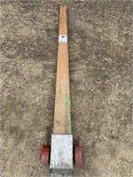 Roller Jack Wide Spade