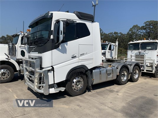 2016 Volvo FH600 Volvo Commercial Vehicles - Newcastle - Trucks for Sale