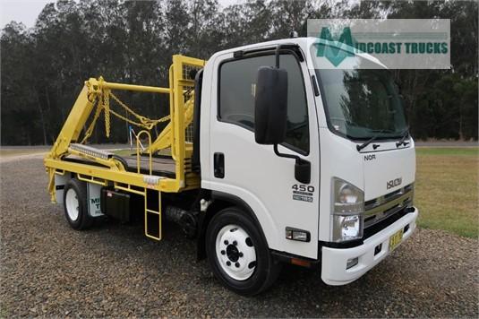 2014 Isuzu NQR 450 Premium Midcoast Trucks - Trucks for Sale