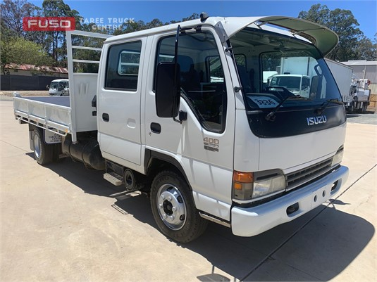 2004 Isuzu NPR 400 Taree Truck Centre - Trucks for Sale