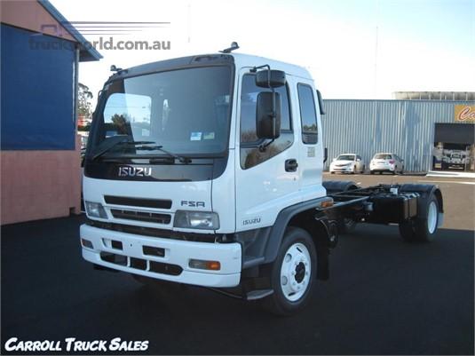 2004 Isuzu FSR 700 Long Carroll Truck Sales Queensland  - Trucks for Sale