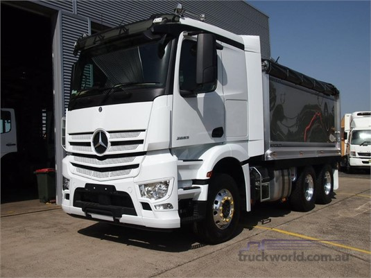 2019 Mercedes Benz Actros 2653 - Trucks for Sale
