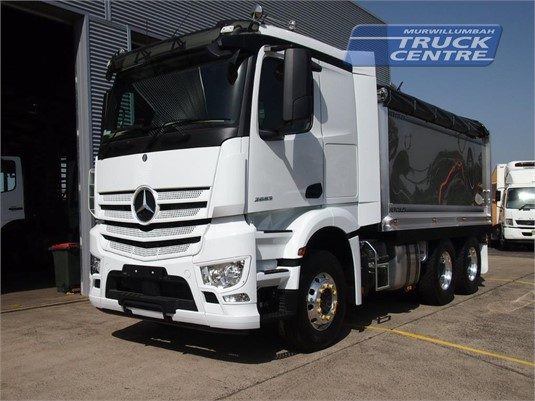 2019 Mercedes Benz Actros 2653 Murwillumbah Truck Centre - Trucks for Sale