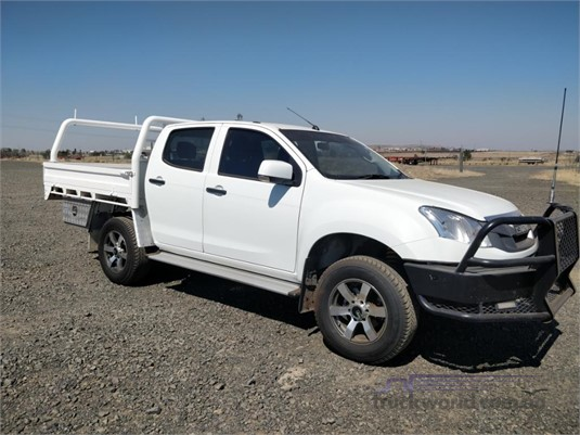 2016 Isuzu D-MAX Wheellink - Trucks for Sale
