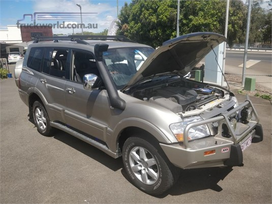 2006 Mitsubishi Pajero Wheellink - Light Commercial for Sale