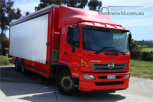 2012 Hino 500 Series - Trucks for Sale
