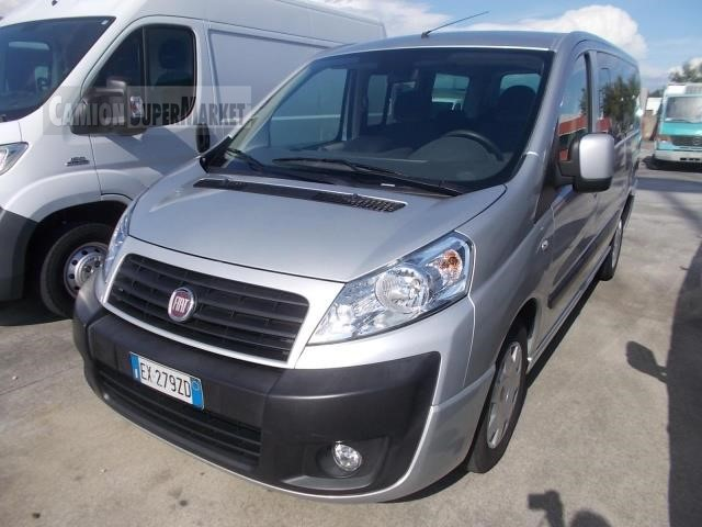 Fiat SCUDO Uzywany 2014