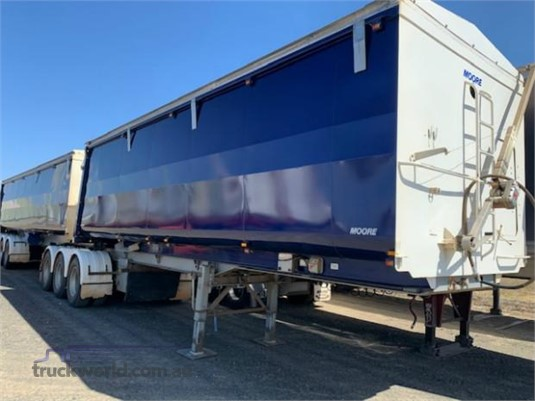 2015 Moore TIPPER - Trailers for Sale