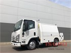 2018 Isuzu NLR 45 150 Service Vehicle