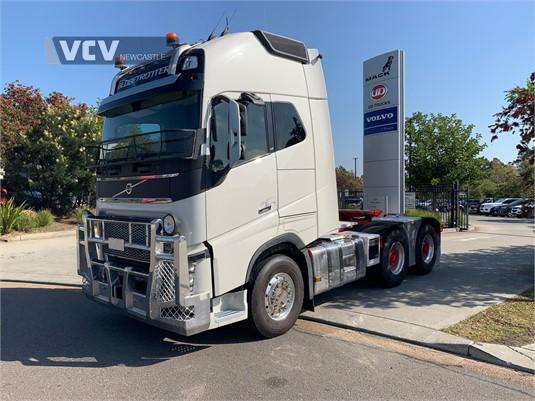2014 Volvo FH16 Volvo Commercial Vehicles - Newcastle - Trucks for Sale