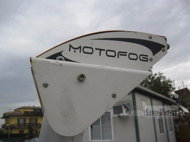 LEOTECH MOTOFOG MF20B Uzywany 2012