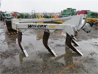 11' Wilcox 3PT 5 Shank Ripper