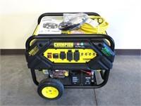 Champion dual/fuel 9000-watt generator with