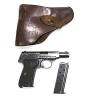 """Walther Model 7 6.35mm (.25 ACP) Semi-Auto, 3"""""""
