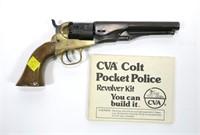 CVA Colt Pocket Police revolver,