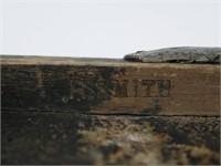 Vintage cork body wooden head decoy