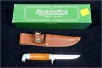 Remington knife with box