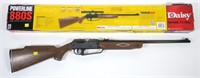 Daisy Powerline 880 BB/pellet air rifle in box