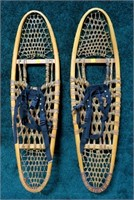 "pair of snowshoes, 10"" x 36"""