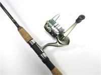 Shakespeare Agility IM6 graphite 7' rod with