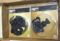 Lot, 2 Tapco sling systems