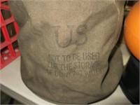 Small US water bag
